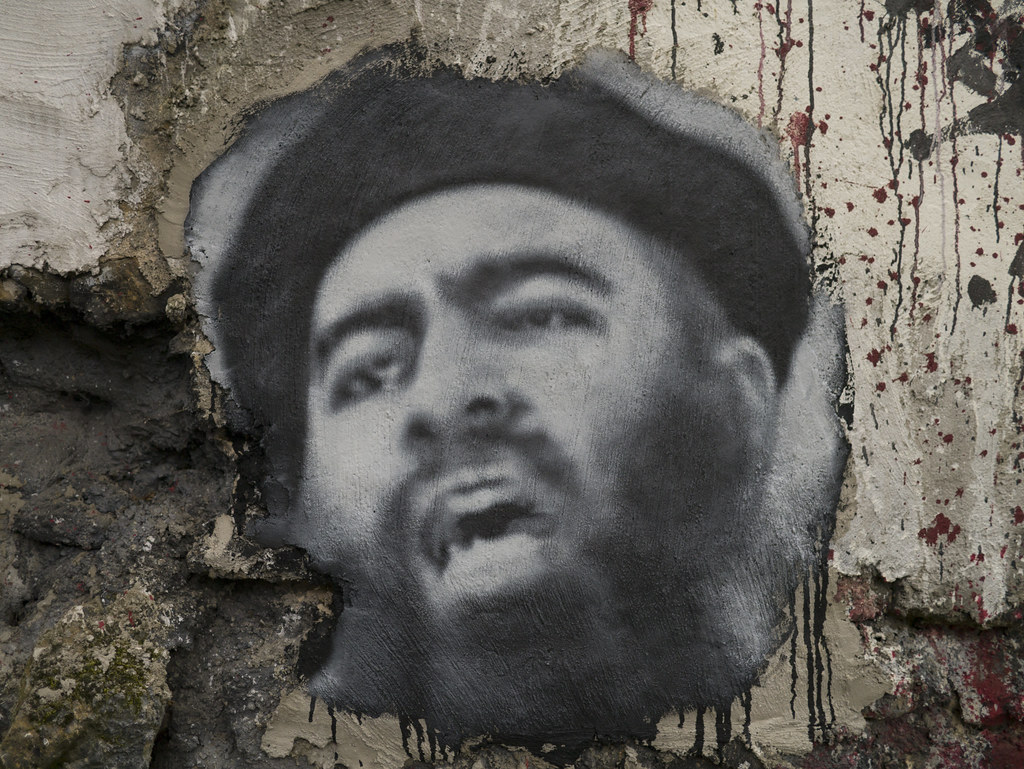 US releases first images of raid on Baghdadi's compound in Syria