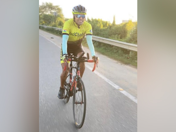 udChalo empowers Bhaarat ka Bharat on his Solo Cycling Record Breaking Expeditions