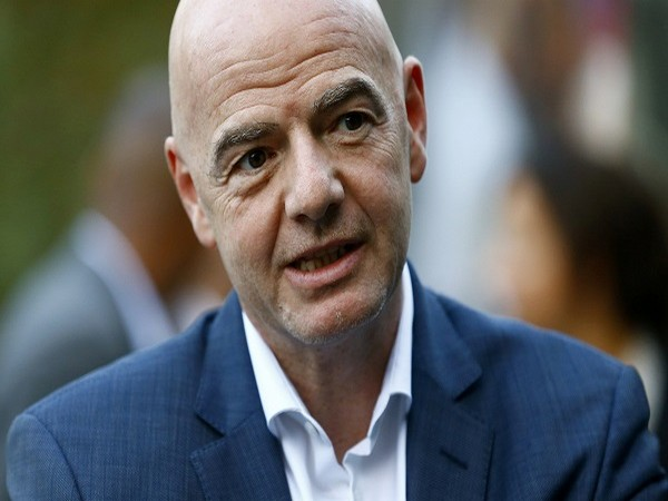 FIFA President hails football's uniting qualities during visit to Nigeria