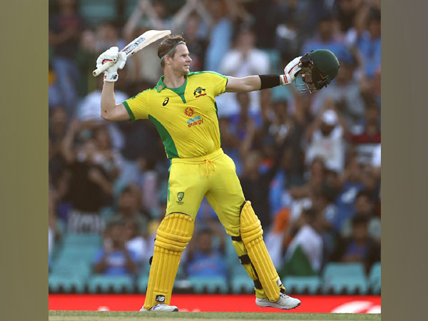 Ind vs Aus, 1st ODI: Finch, Smith hit centuries to guide hosts to mammoth 374/6
