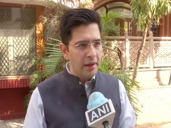Leave election management, start COVID management: AAP's Raghav Chadha to PM Modi