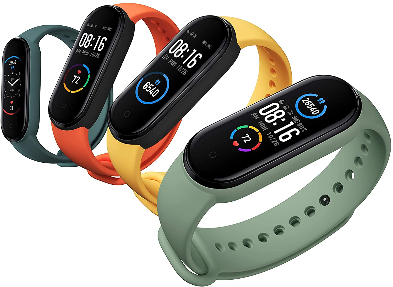 Xiaomi Mi Band 5 vs Amazfit Band 5: Which fitness band offers best value?