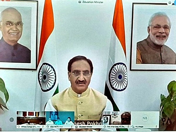 Ramesh Pokhriyal releases compilation of initiatives by School Education Department during COVID-19