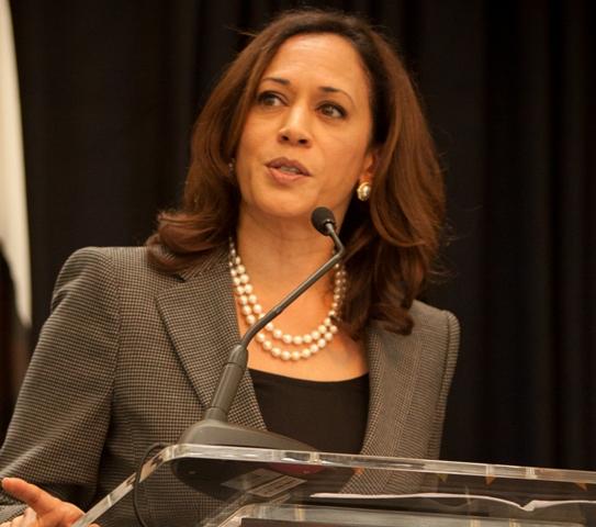 Harris, fellow Democrats target Trump Supreme Court nominee on Obamacare