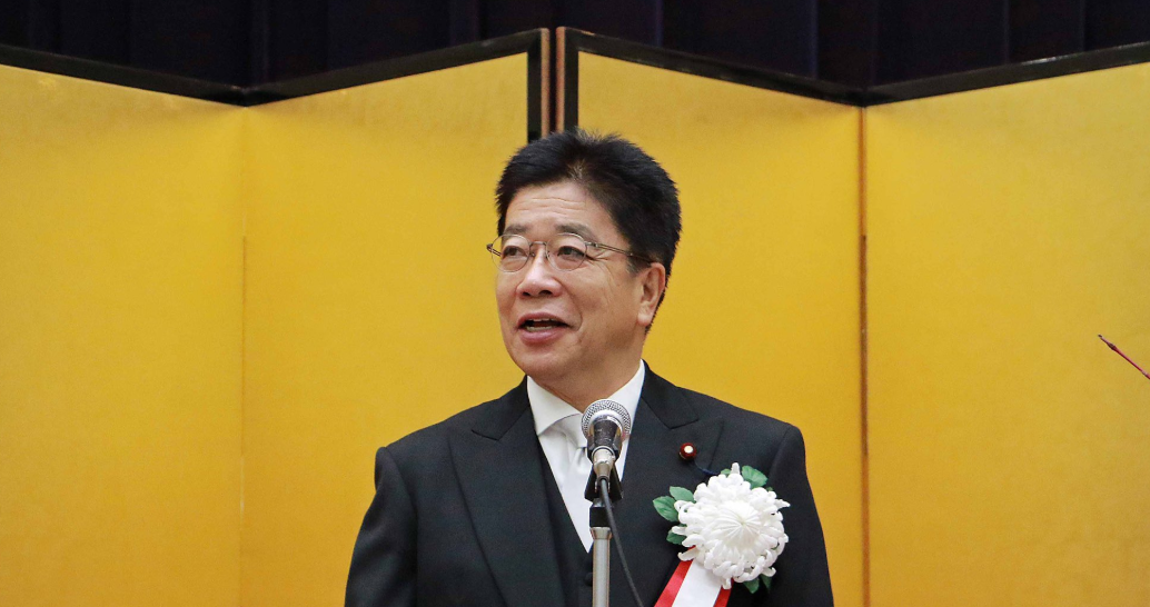 Japan chief cabinet secretary says he hasn't heard of major violations of infection measures among athletes