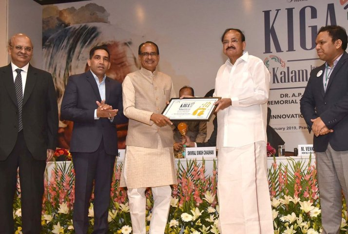 VP Naidu starts 75 new Kalam Digital Libraries for no-cost digital-based learning