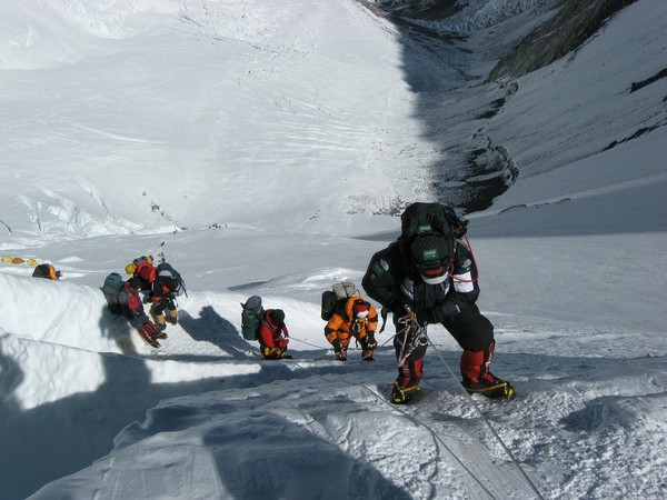 Everest shut down after Nepal suspends permits over virus