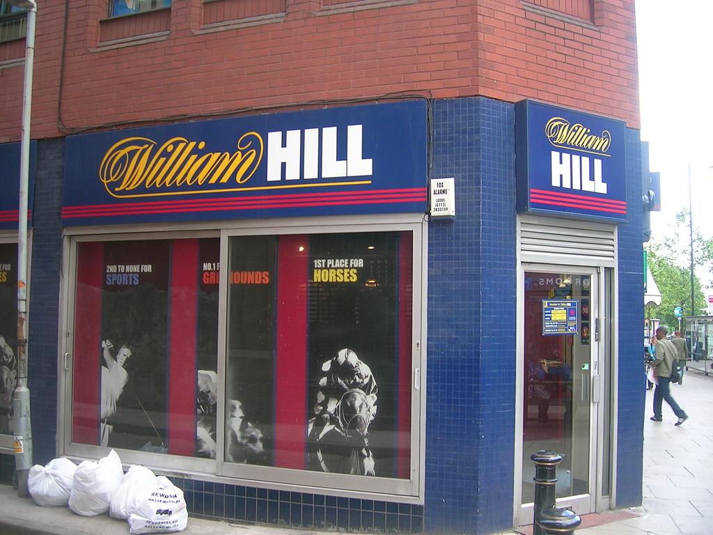 william hill betting shops manchester