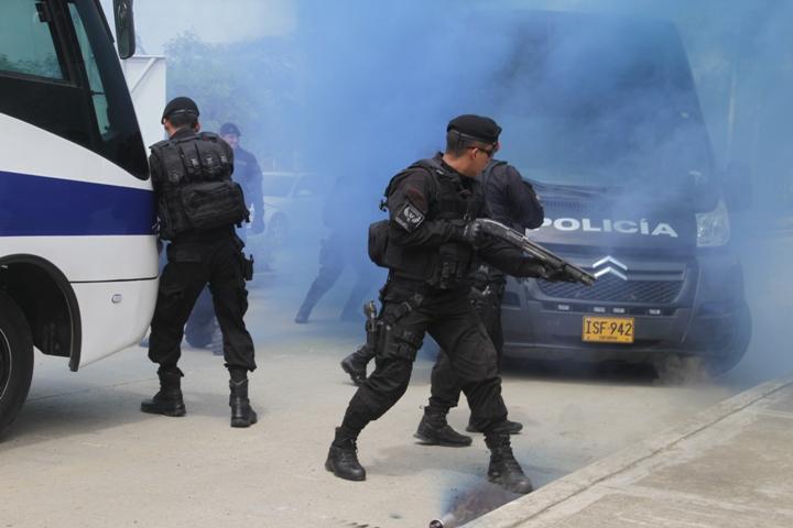 Indigenous Colombian senator escapes shooting uninjured