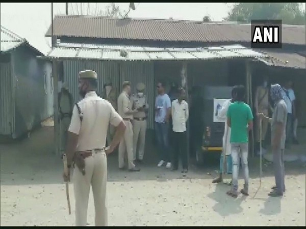 Stones pelted at police personnel in Assam's Bongaigaon