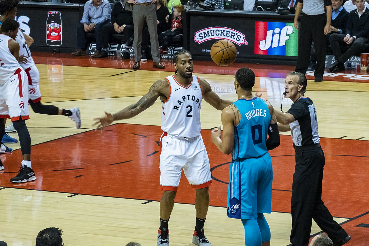 UPDATE 1-NBA-Raptors forward Leonard named NBA Finals Most Valuable Player
