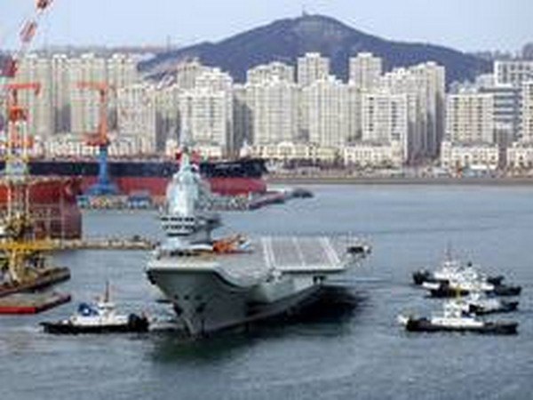 Beijing's aggression continues in neighbouring waters, Liaoning carrier sails between Japanese islands