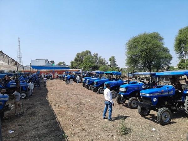 Farmers benefit from rental scheme of TAFE