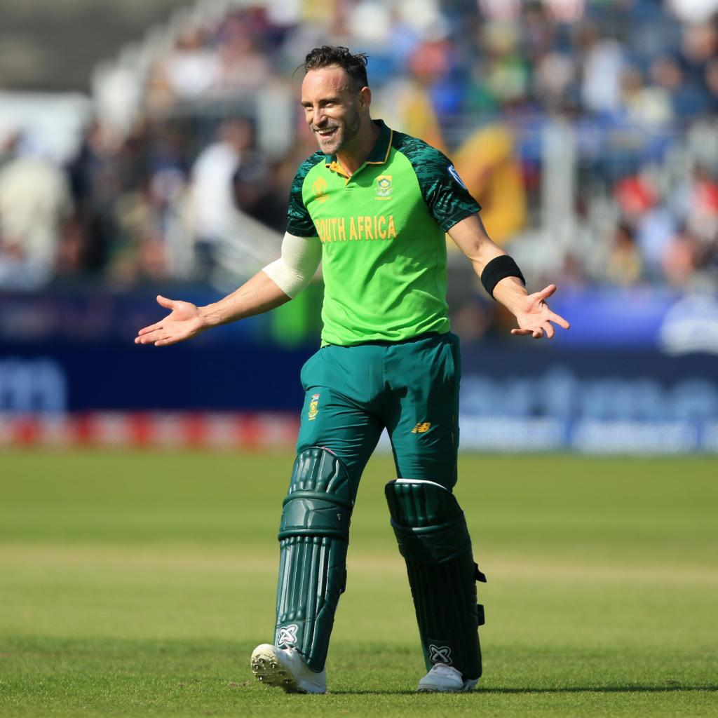 Playing while staying in bubble not sustainable for players, feels du Plessis