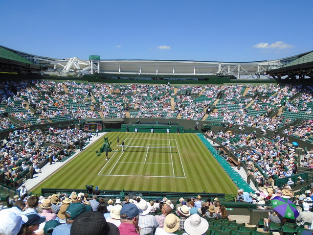 Tennis-Saturday's order of play at Wimbledon