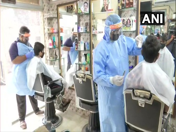 COVID-19: Salons reopen in Mumbai under relaxed guidelines