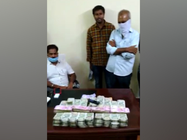 Police recover cash over Rs 50 lakh from clerk in Visakhapatnam