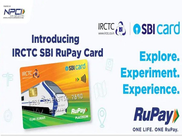 SBI Card, IRCTC launch co-branded contactless credit card on RuPay platform
