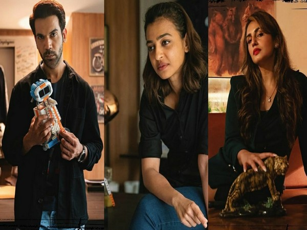 Rajkummar Rao, Huma Qureshi, Radhika Apte to feature in 'Monica, O My Darling'