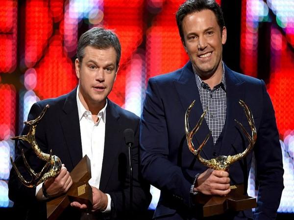 Matt Damon shares he is glad for Bennifer's rekindled romance