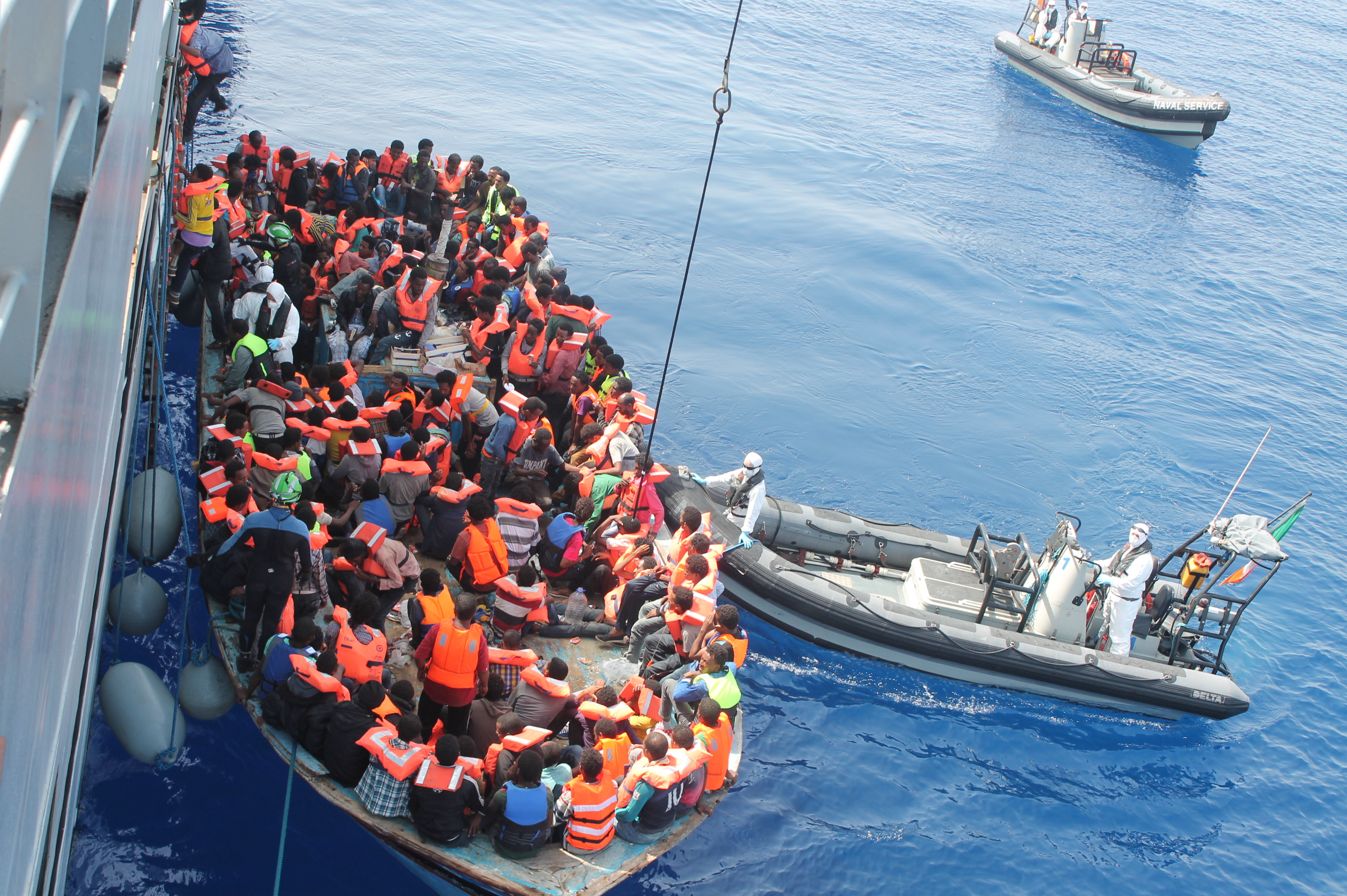 33 Sudanese migrants on way to Libya deported by Egypt