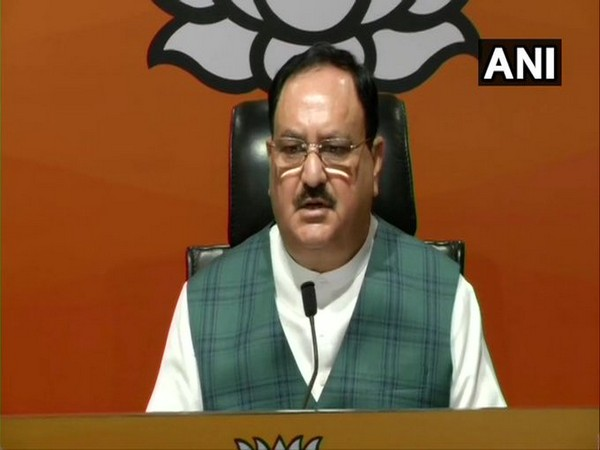 Nadda to visit North Bengal on Monday, address party workers