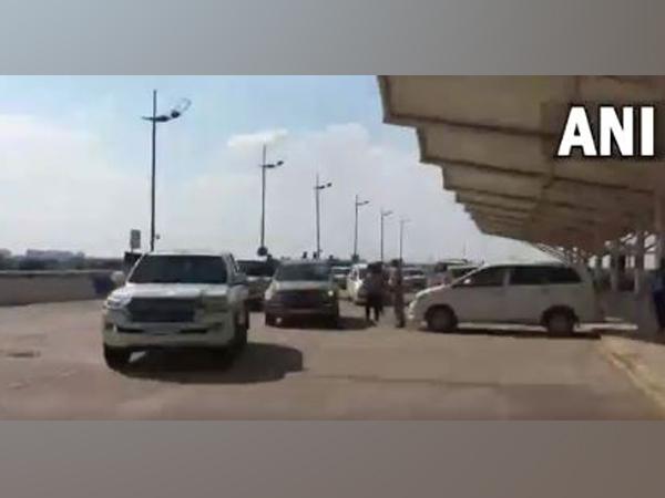 Captain Amarinder Singh leaves for Delhi
