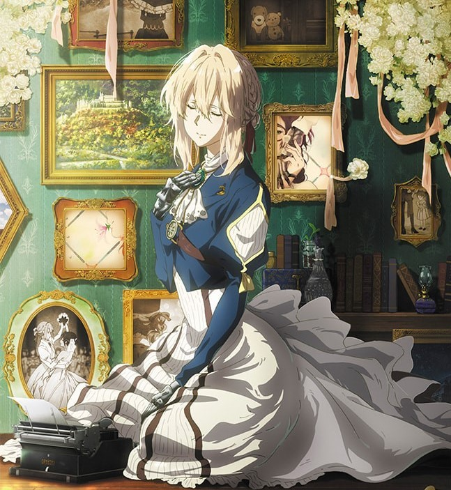 Violet Evergarden Season 2 production reportedly halted due to pandemic