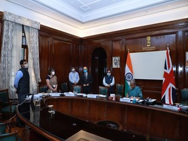 India, UK to establish bilateral Sustainable Finance Forum: Sitharaman