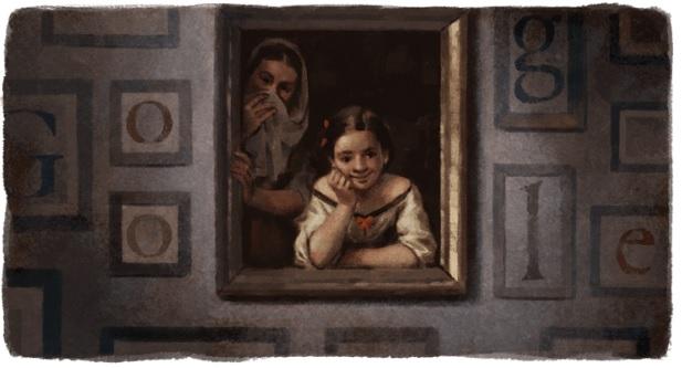 Bartolomé Esteban Murillo: Google doodle on 400 years of Spanish baroque painter