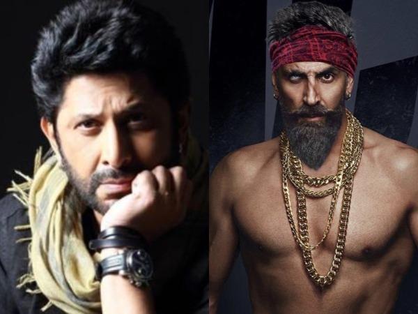 Arshad Warsi, Akshay Kumar team-up for 'Bachchan Pandey'
