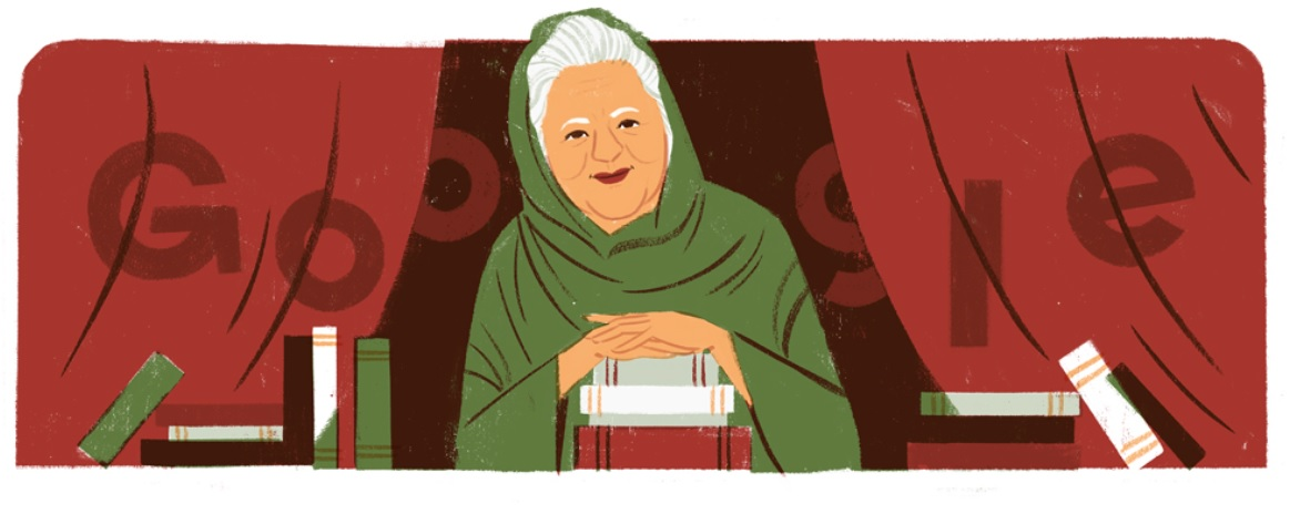 Bano Qudsia: Google pays tribute to renowned Pakistani novelist on her 92nd birthday