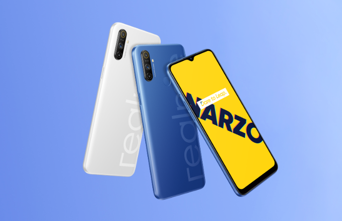 Realme UI 2.0 (Android 11) update released for Narzo 10A