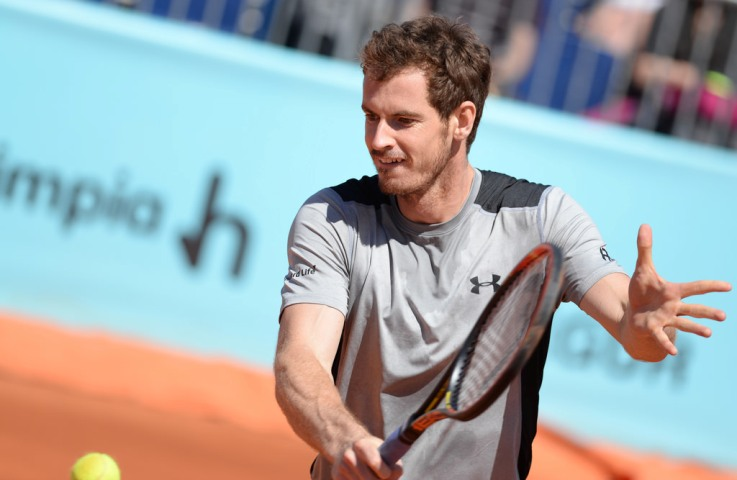 Tennis-Murray prolongs Asian swing with Shanghai wildcard