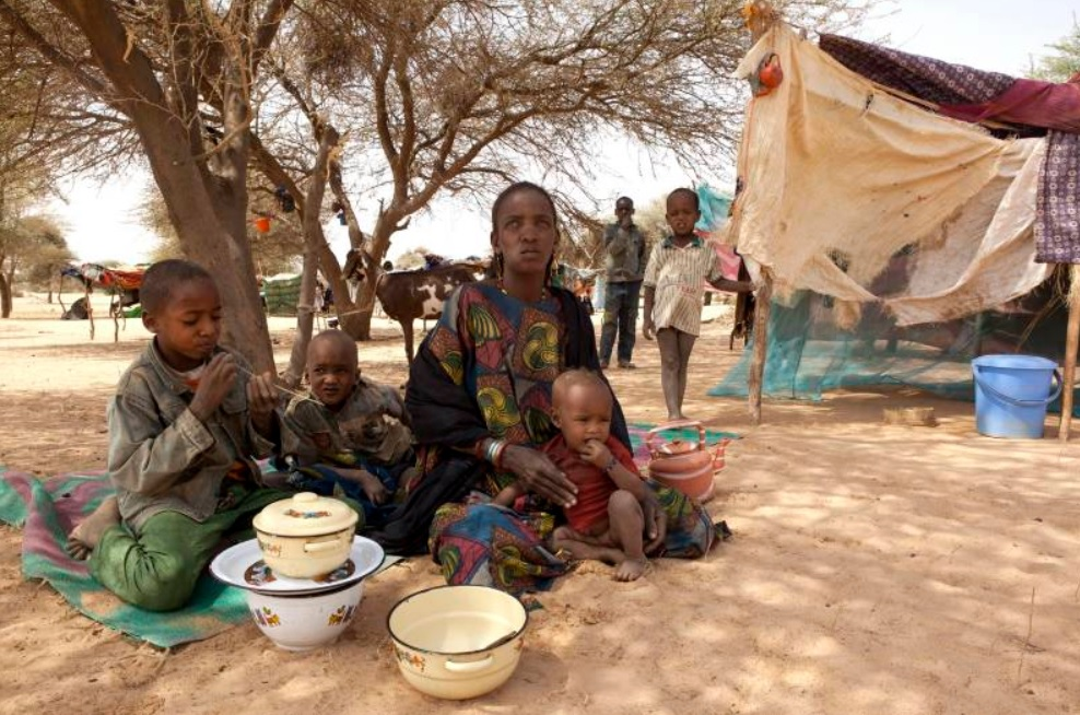 Number of displaced people triples due to violence in Mali, shows IDMC report