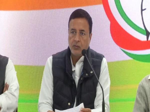 Congress's Randeep Surjewala alleges secret understanding between Kerala CM Pinarayi Vijayan,  PM Modi