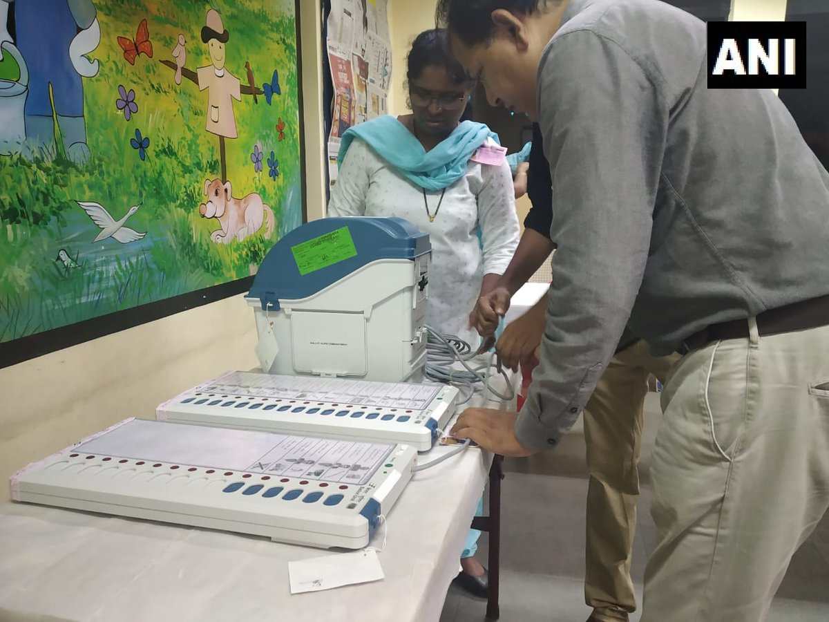 EC suspends 20 poll personnel  for electoral malpractices in Munger