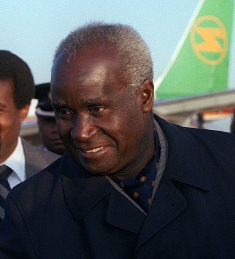 Former Zambian president Kenneth Kaunda, 97, hospitalised