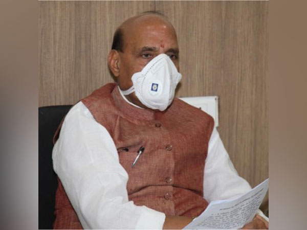 Rajnath Singh grants Emergency Financial Powers to Armed Forces to fight COVID-19