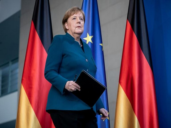German Chancellor Angela Merkel calls for human rights dialogue with China amid strained ties