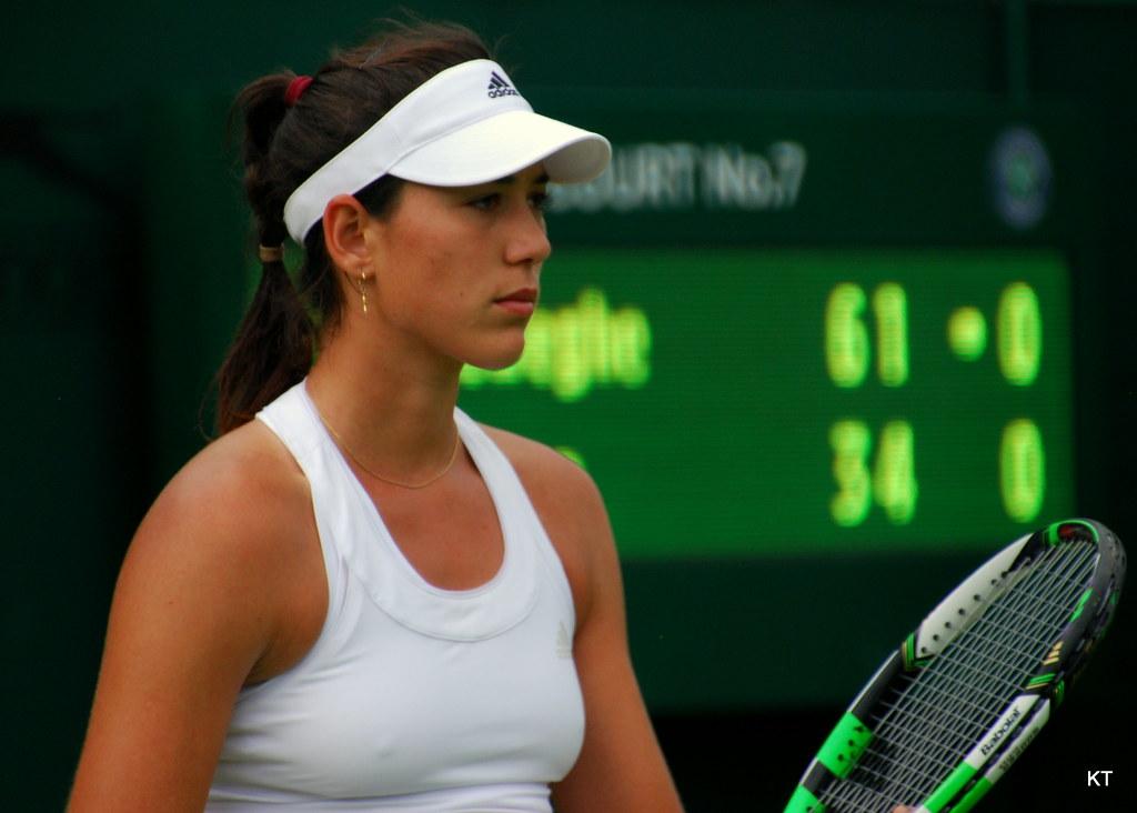 Tennis-Muguruza ready to shine again in Paris