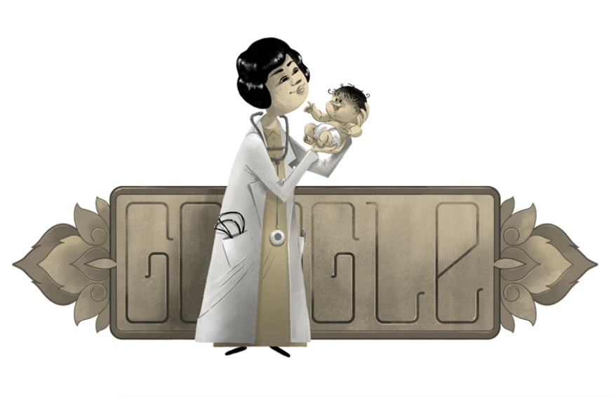 Margaret Lin Xavier: Google doodle on Thailand's first female doctor