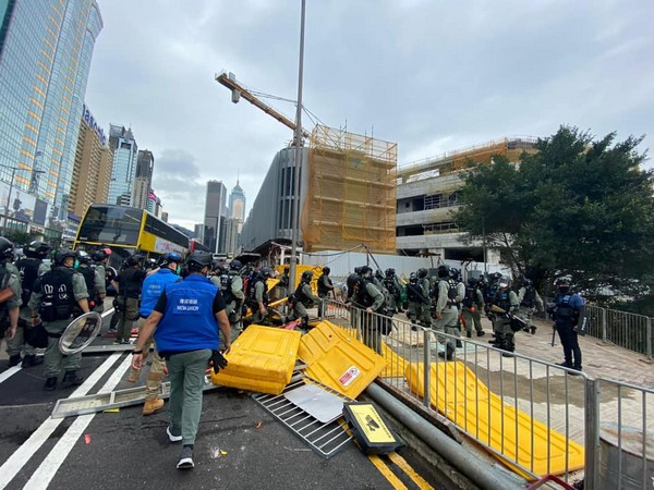 Activists believe Beijing's proposed national security law will snatch away Hong Kong of its independent rights
