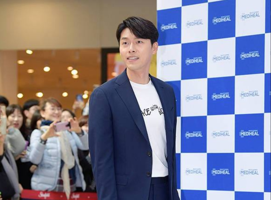 Crash Landing on You's Hyun Bin starts endorsing Philippines' telco Smart