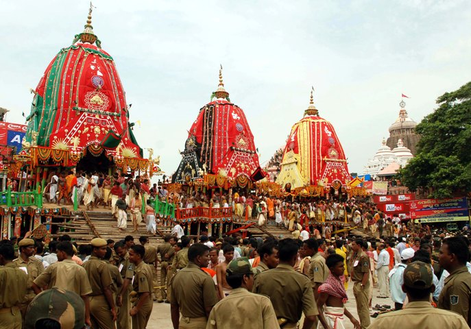Odisha gears up for Rathyatra; expects up to 2 mn devotees