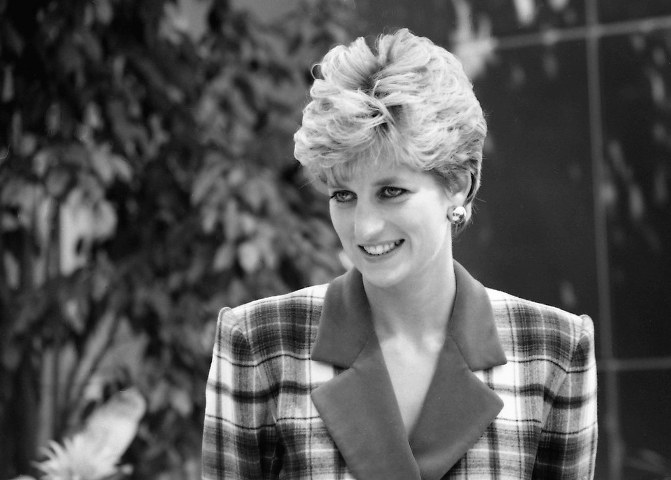 When Diana wanted to help AIDS patients in Kolkata