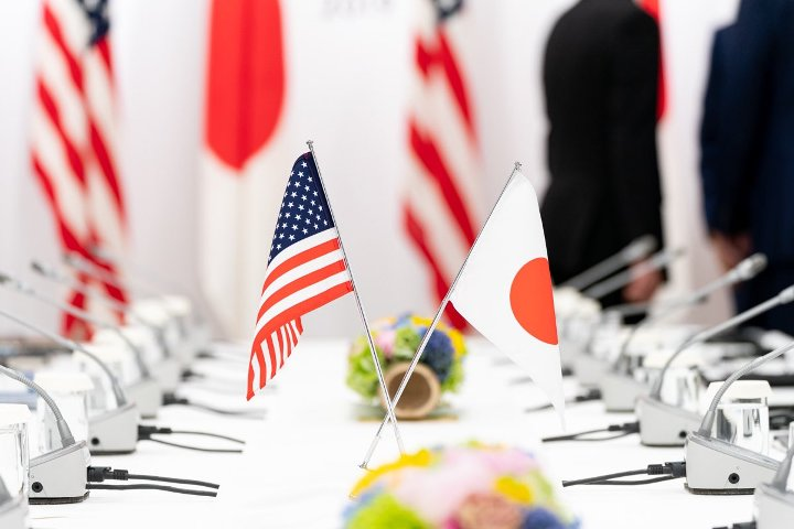 US, Japan sign trade agreements on agriculture and digital export