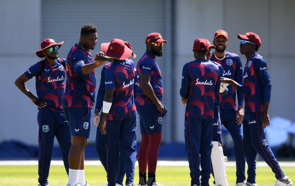West Indies players to wear 'Black Lives Matter' logo during Test series against England