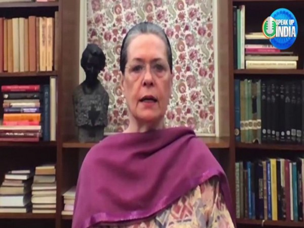 Sonia slams increase in price of petrol, diesel, accuses BJP-led government of extorting money from people