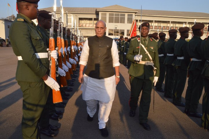 Another 26/11-like attack in India almost impossible: Def Min Rajnath Singh